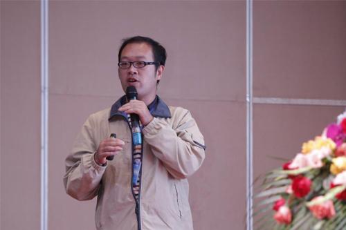 海立新兴事业部总经理陈宗耀