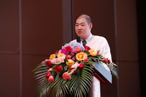 丹佛斯中国战略市场经理王军演讲