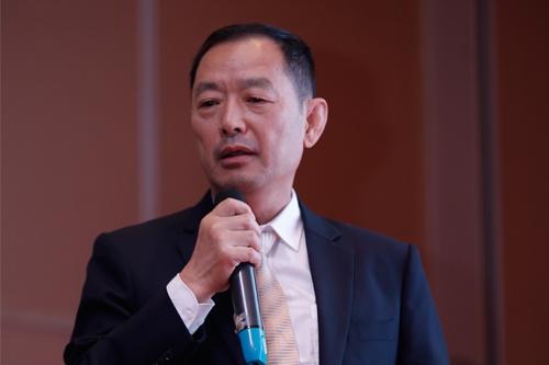 同益董事长唐壁奎演讲