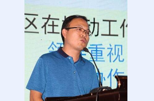 北京市农委村镇建设处副处长李文超
