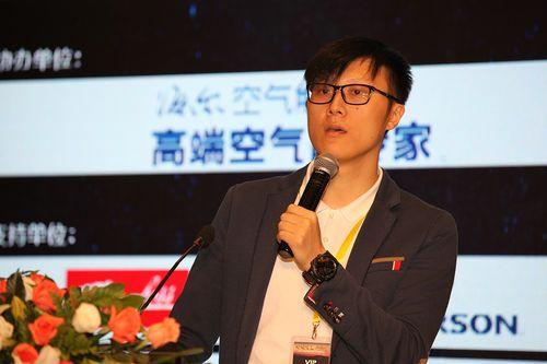 京东家电事业部空调采销运营总监唐帅