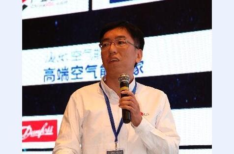 乐金电子天津公司技术总监代陶然