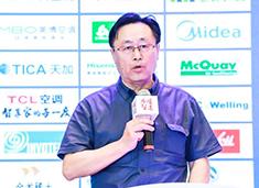中国勘察设计协会建筑环境与能源应用分会会长罗继杰