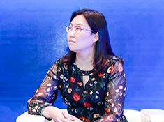 青岛海尔空调电子有限公司企划部长<br>姜海燕
