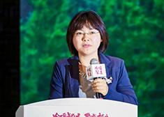 中国标准化研究院资环分院综合业务部主任彭妍妍